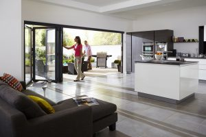 Your Choices Of Materials For Your Bi-Fold Doors