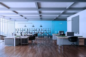 How to Create a Turnkey Office Interior Design with These 4 Steps